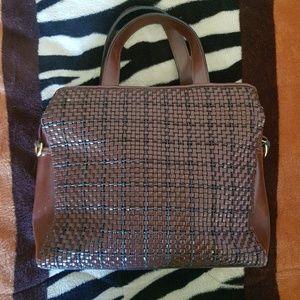 Hillard & Hanson handbag purse Tote